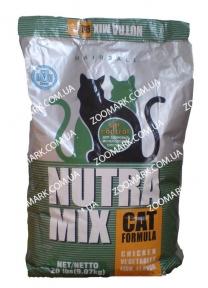 Nutra Mix Hairball с курятиной, овощами и рыбой