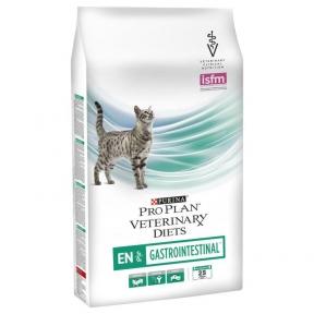 PRO PLAN EN GASTROINTESTINAL для кошек с чувствительным пищеварением 1,5кг