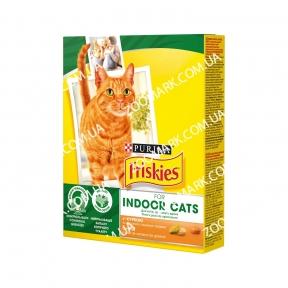 Friskies Indoor для взрослых кошек 270 гр