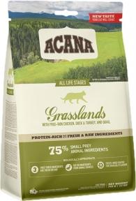 ACANA Grasslands Cat с мясом для котов 5,4кг