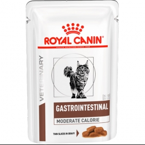 Royal Canin Gastro Intensial Moderate calorie консервы для кошек 85г