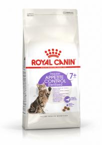 Royal Canin Sterilised Appetite control+7 для стерилизованных котов от 7 до 12 лет