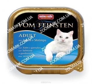 Animonda Vom Feinsten с Лососем и креветками для кошек 100 г