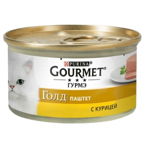 Gourmet Gold МУСС c курицей