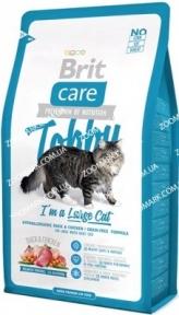 Brit Care Cat Tobby I am a Large для кошек крупных пород 2 кг