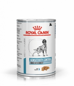 Royal Canin Sensitivity Control Duck (Роял Канин Сенситивити контроль) консервы для собак 420 г