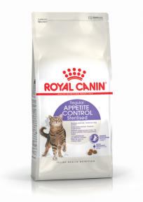 Royal Canin Appetite control Sterilised корм для стерилизованных котов от 1 до 7 лет