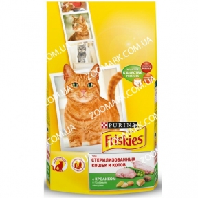 Friskies для кастрированных котов 270 гр