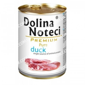 DN Piper Platinum Dog с уткой и рисом 400 гр