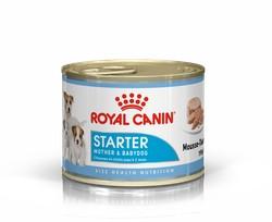 Royal Canin Starter Mousse (Роял Канин СТАРТЕР МУС) консервы для щенков 195 г