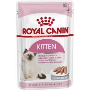 Royal Canin консервы Kitten LOAF 85 г