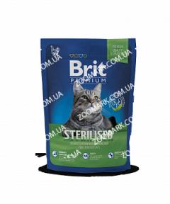 Brit Premium Cat Sterilized для стерилизованных кошек
