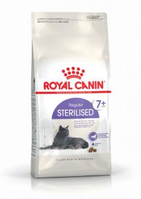 Royal Canin Sterilised +7 для стерилизованных котов от 7 до 12 лет