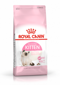 Royal Canin Kitten 36 для котят (Роял Канин Киттен) от 4 до 12 месяцев