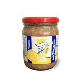 Мис Кис консервы для кошек с мясом гуся 500г