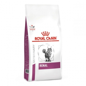 Royal Canin Renal RF23 Feline (Роял Канин Ренал Фелини) сухой корм для кошек