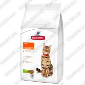 Hills SP Feline Adult Optimal Care с кроликом