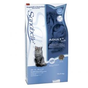 Sanabelle ADULT с форелью для кошек