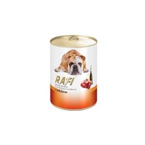 Dolina Noteci RafiDog Консерва для собак паштет мяса индейки 400гр