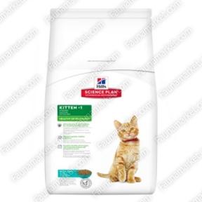 Hills SP Kitten  с тунцом для котят 2кг