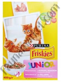 Friskies Kitten для котят 400г