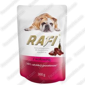 Dolina Notice Rafi Dog паштет с говядиной
