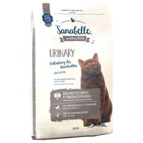 Sanabelle URINARY для кошек с проблемами мочевыделительной системы