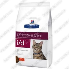 Hills PD Feline I/D для кошек при заболеваниях ЖКТ