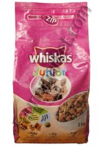 Whiskas Junior корм для котят 2 кг