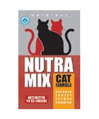 Nutra Mix Original с курицей, индейкой, лососем и океанической рыбой 22,7кг