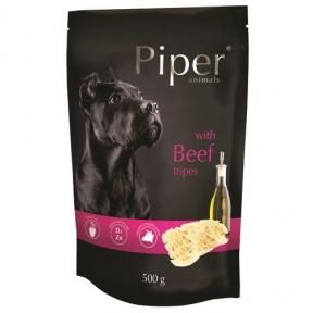Dolina Noteci Piper Dog (60%) с говяжьим желудком