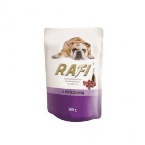 Dolina Noteci Rafi Dog паштет из дичи консерва для собак 300гр