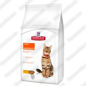 Hills SP Feline Adult Optimal Care с курицей