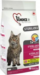 1st Choice Sterilized Chicken для стерилизованых кошек