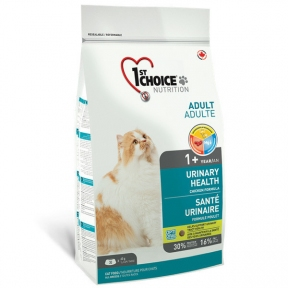 1st Choice Urinary Health корм для котов склонных к МКБ