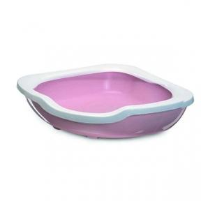 Imac Fred Туалет для котов угловой 51*51*15,5см 85496
