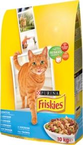 Friskies Sterilised для стерилизованных кошек 400г