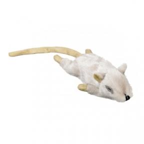 Мышка плюшевая для кошек 14,5см Нобби