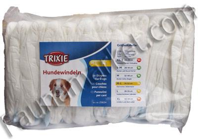 23633 Памперсы для собак M Трикси