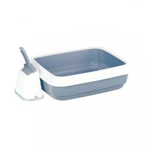 Imac Duo Туалет для котов блок с совком 59*40*28см 81486