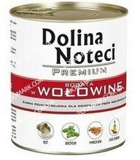 Dolina Noteci Premium Dog  говядина 800 г