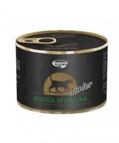 Dolina Noteci Natural Taste Cat Консервы для котов склонных к аллергии 185 г
