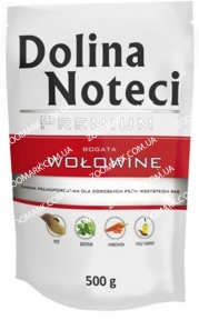 Dolina Noteci Premium Dog с говядиной 500 г