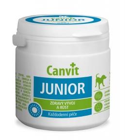 Canvit JUNIOR здоровый рост и развитие щенков
