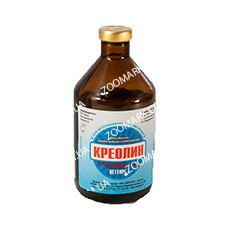 Креолин — дезинсекция и дезинфекция помещений 100 мл