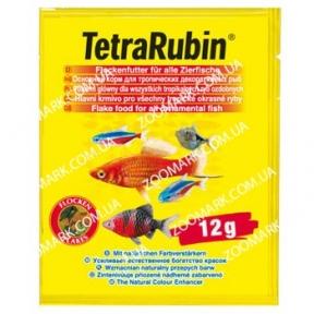 Тetra RUBIN корм для усиления красного цвета рыб