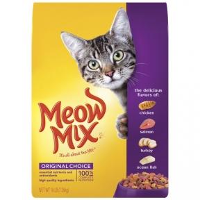 Meow Mix Oridginal 9,98 кг