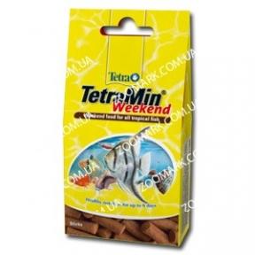 Тetra Weekend sticks корм на выходные для рыб