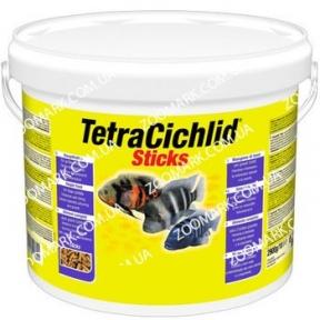 Tetra Cichlid sticks корм для цихлид