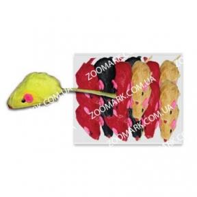 Мышь цветная М002С, Unizoo
